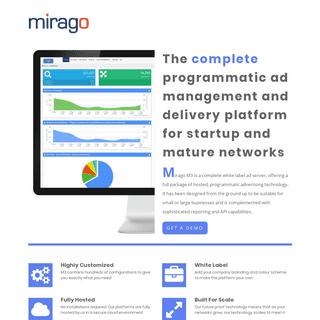 Mirago Ltd. - M3 Ad Server