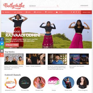 Home - Bollyshake - Your Desi Dance Destination!