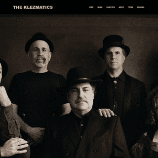 Klezmer Music from The Klezmatics, New York Klezmer Band