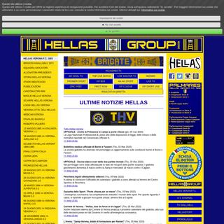 HELLAS VERONA F.C. 1903 - HELLAS-≡-GROUP