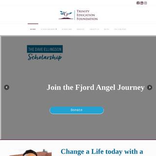 Trinity Education Foundation - Lutheran Bible Institute - Trinity Lutheran