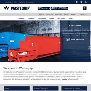 Wastequip
