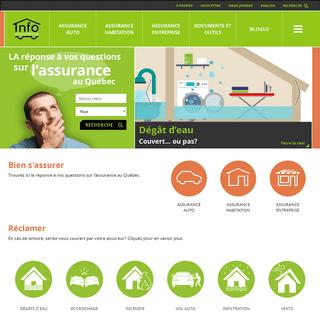 ArchiveBay.com - infoassurance.ca - infoassurance - Accueil