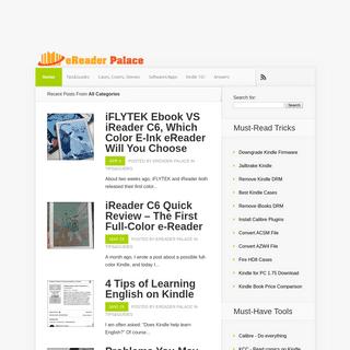 ArchiveBay.com - ereader-palace.com - eReader Palace - Free eBooks, eBook Deals, eBook cases, eReader tricks