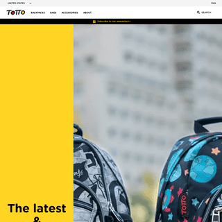 Totto - Backpacks for Men and Women