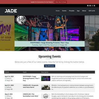 Jade Presents – Keeping Music Live