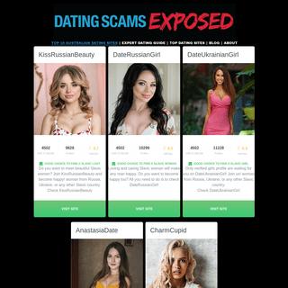 Best 10 Dating Websites for Singles in Australia
