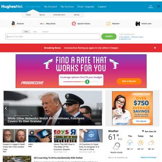 Home - Welcome to MyHughesNet