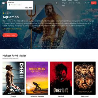HD Movie Center - Movies, TV and Celebrities