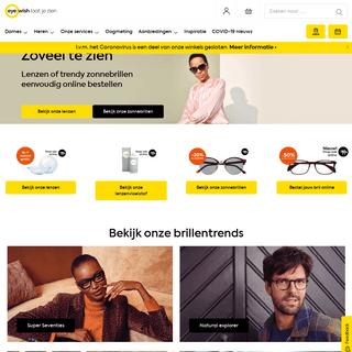 ArchiveBay.com - eyewish.nl - De grootste collectie brillen en zonnebrillen - Eye Wish Opticiens