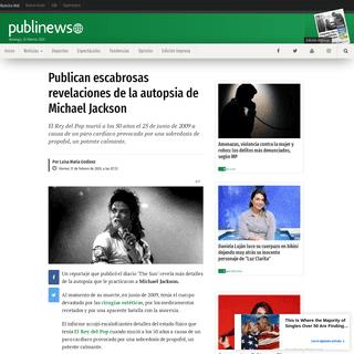 ArchiveBay.com - www.publinews.gt/gt/espectaculos/2020/02/21/publican-escabrosas-revelaciones-la-autopsia-michael-jackson.html - Publican escabrosas revelaciones de la autopsia de Michael Jackson - Publinews