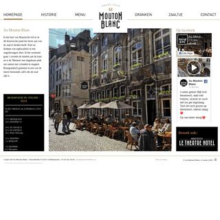 Grand Café Au Mouton Blanc