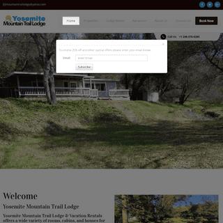 Yosemite Mountain Trail Lodge