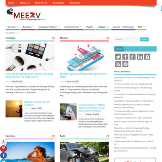 MeetRV - Discover Everything From A2Z