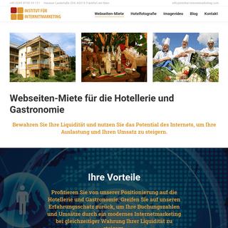 Home - Institut für Internetmarketing