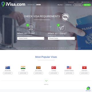 Expedited Global Visa Services - iVisa