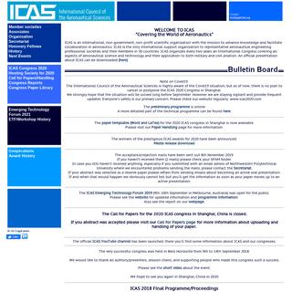 ArchiveBay.com - icas.org - ICAS International council of aeronautical sciences