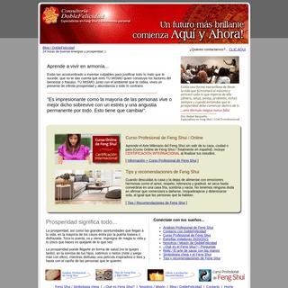 Feng Shui y motivación personal - Tips, recomendaciones y consultor�a