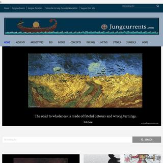 Jung Currents - A comprehensive website devoted to Carl Jung
