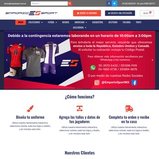 ArchiveBay.com - emporiosport.com.mx - Emporio Sport