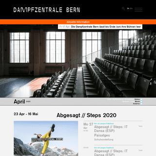 Dampfzentrale Bern