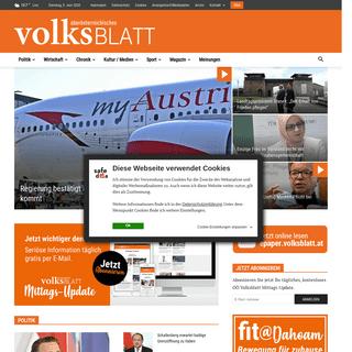 Oberösterreichisches Volksblatt