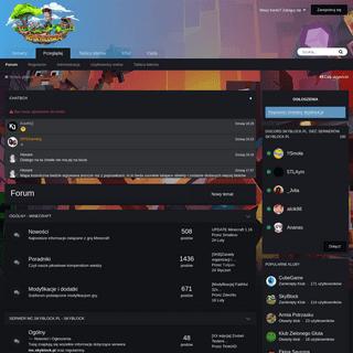 SkyBlock.pl - Sieć Serwerów MineCraft