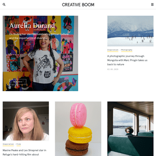 Art & Design Magazine for the Creative Industries - Creative Boom