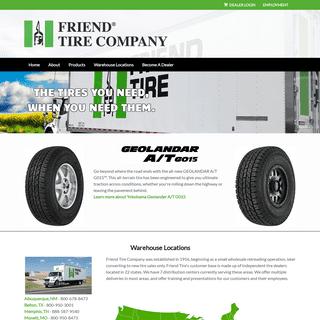 Friend Tire