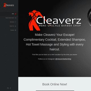 Cleaverz - Upscale Men's Barber Shop - (631) 549.0110