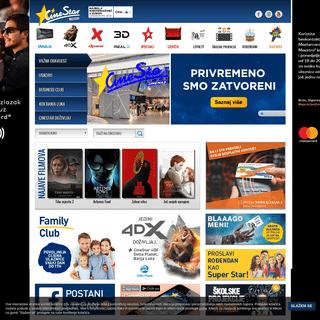 CineStar Cinemas – kina s pet zvjezdica