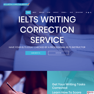 IELTS Essay Checking Service - IELTS Writing Correction Service