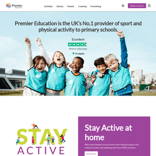 ArchiveBay.com - premier-education.com - Premier Education, Sport, Arts and Wellbeing - Physical Activity Providers