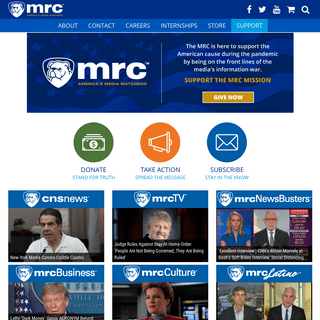 ArchiveBay.com - mrc.org - Media Research Center