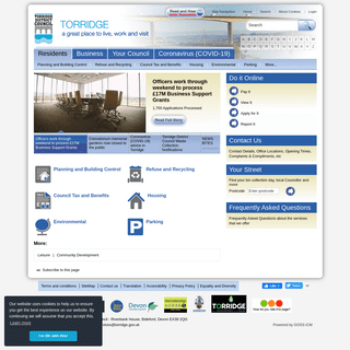 ArchiveBay.com - torridge.gov.uk - Torridge District Council