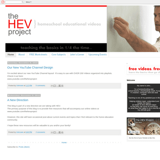 The HEV Project