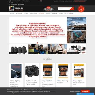 Studio Line FototechNIKA - Webáruház fotósoknak
