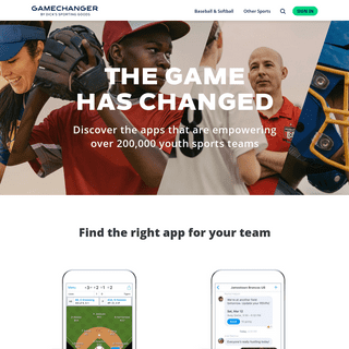 GameChanger Baseball, & Softball Scorekeeping & Live Scores