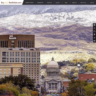 Idaho Real Estate - Idaho Homes & Property for Sale
