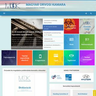 Magyar Orvosi Kamara