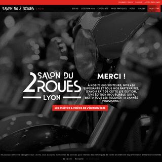 ArchiveBay.com - salondu2roues.com - Salon du 2 roues de Lyon - Eurexpo -