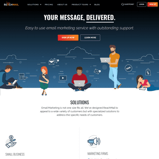 Email Marketing Service, Automation & Tools