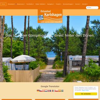 Ostseebad Karlshagen - Liebe auf den ersten Ostseeblick - Ostseebad Karlshagen auf der Insel Usedom