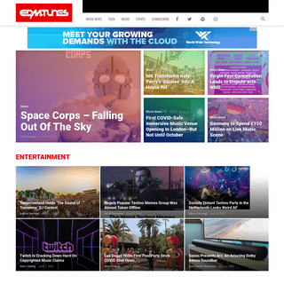 EDMTunes - The Best in Electronic Dance Music News & Tunes
