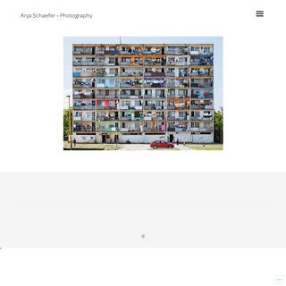 Anja Schaefer – Photography
