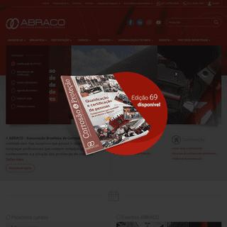 ABRACO - Associação Brasileira de Corrosão