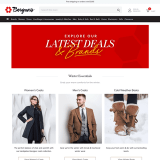 Bergners - The modern department store