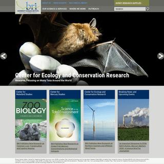 Innovative Wildlife Science Worldwide - Biodiversity Research Institute - Portland, ME USA