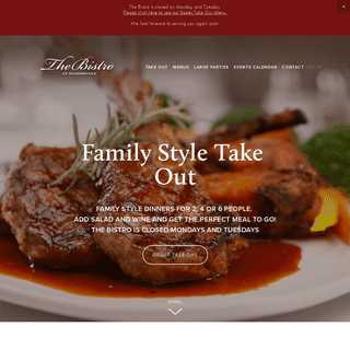 The Bistro at Marshdale