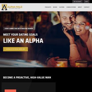 Home - Alpha Male Strategies